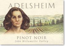 Adelsheim Willamette Valley Pinot Noir 2005