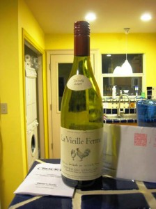 La Vieille Ferme Rouge 2007